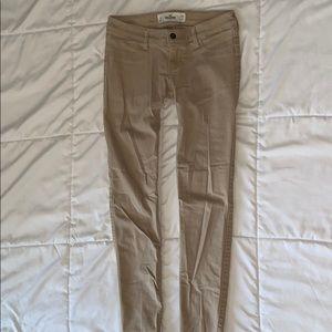 Hollister Skinny Khakis